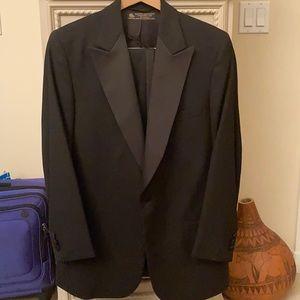 Brooks Brothers black tuxedo